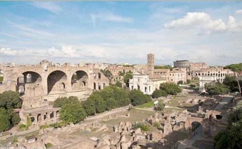 Возникновение Рима